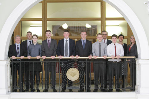 Apprentices at Rathbones