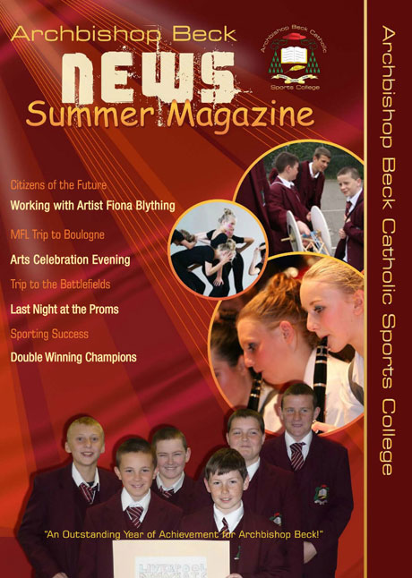 College Magazine Summer 2010