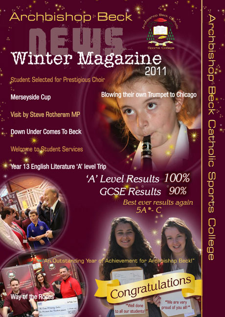 College Magazine Winter 2011