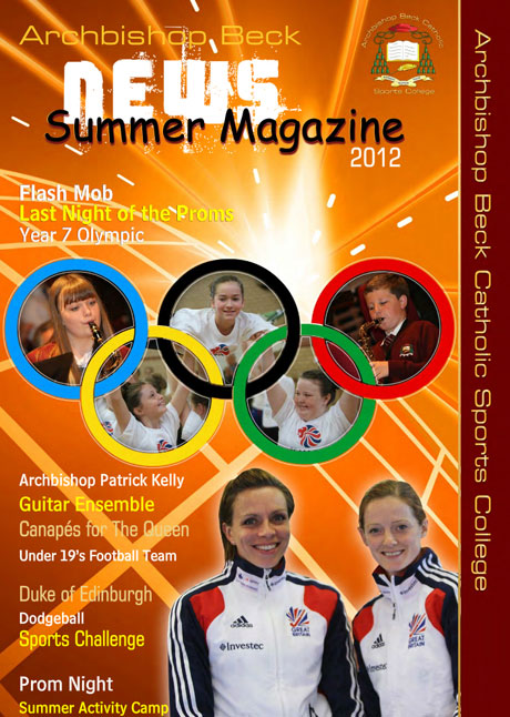 College Magazine Summer 2012