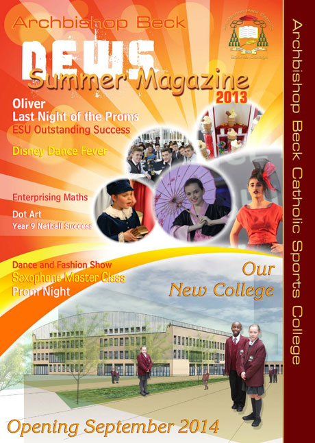College Magazine Summer 2013